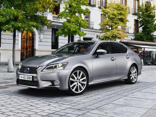Lexus GS300h 2011 - 2015
