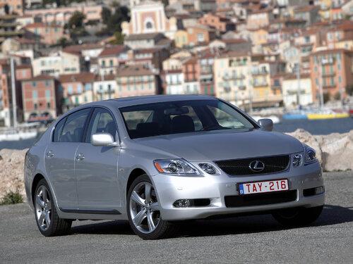 Lexus GS430 2005 - 2007