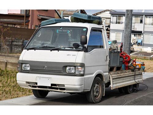 Mazda Bongo 1996 - 1999
