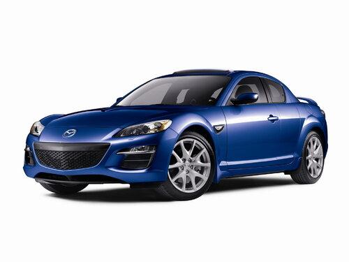 Mazda RX-8 2008 - 2010