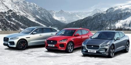 В Inchcape специальные цены на Jaguar в наличии