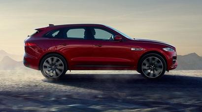 Jaguar F-PACE специальная серия за 4 111 000 рублей