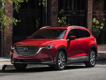 Щедрая осень в Mazda Favorit Motors
