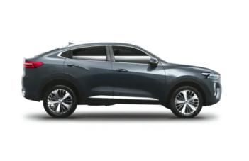Лизинг для физических лиц при приобретении нового автомобиля HAVAL F7x