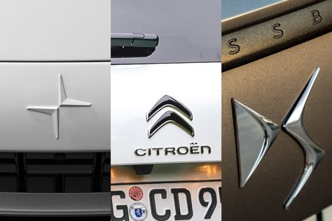 Citroen и Volvo поспорили из-за логотипов: во Франции запретили продавать Polestar