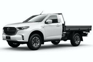Mazda BT-50 превратили в грузовичок