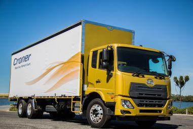 Isuzu выкупит у грузового Volvo фирму UD (Nissan Diesel)