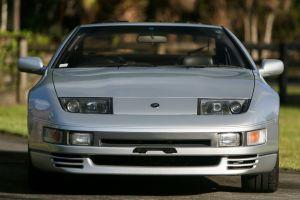 В США продают 30-летний Nissan 300ZX с правым рулем и почти нулевым пробегом