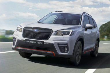 В России появился Subaru Forester Sport: от 2 999 900 рублей