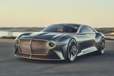 Bentley полностью перейдет на электромобили к 2030 году