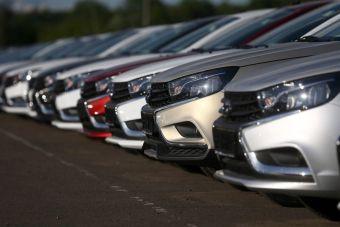 Минпромторг опубликовал статистику продаж автомобилей по госпрограммам