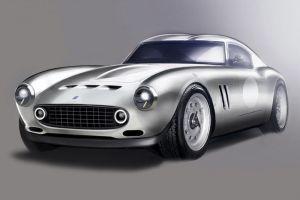 Углепластик, алюминий, V12 под капотом: британская фирма строит реплику Ferrari 250 GTO