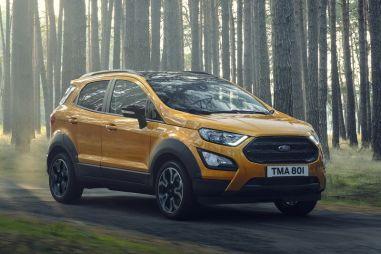Ford представил «активный» EcoSport