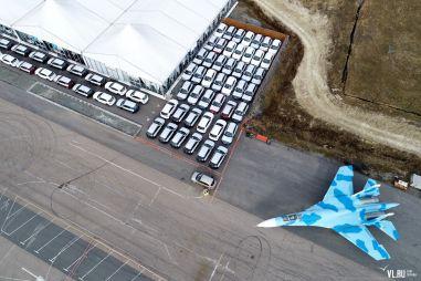Приморскому заводу Mazda-Sollers не хватает вагонов для перевозки машин