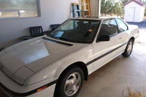 В США нашли 30-летнюю Honda Prelude с минимальным пробегом, но в продаже она долго не задержалась