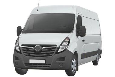 В России оформлен патент на новый Opel Movano