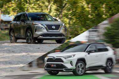 Nissan будет предлагать тест-драйвы Toyota RAV4, чтобы продавать больше Икс-Трейлов