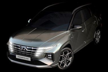 Hyundai подготовила спортивную версию Tucson: первые фото