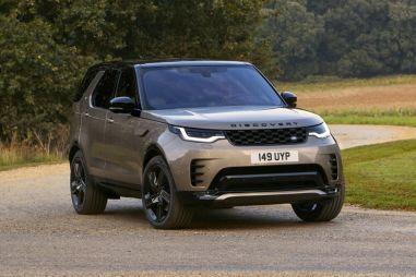 Land Rover Discovery с рестайлингом обзавелся новыми турбомоторами