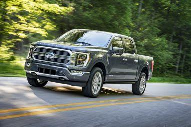 Форд: забирайте новый F-150 сегодня, платите в 2021 году