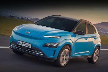 Электрический Hyundai Kona после рестайлинга стал медленнее