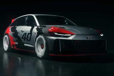 Audi превратила универсал RS 6 Avant в гоночного монстра в стиле конца 80-х