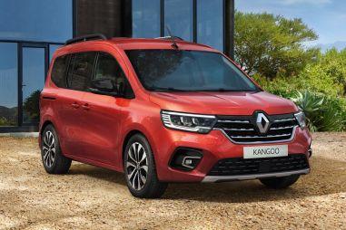Новый Renault Kangoo потерял центральную стойку, но нашел брата