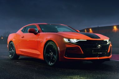 Chevrolet Camaro больше не поставляется в Россию