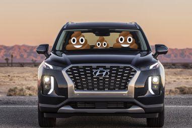 Hyundai рекомендовал владельцам «вонючих» Palisade воспользоваться... освежителем