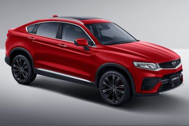 Новый китайский спорткроссовер на базе Volvo начали предлагать в России от 2 499 990 рублей