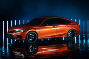 Honda представила Civic 11-го поколения