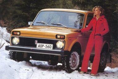 Слухи: АвтоВАЗ переименует Lada 4x4 в Niva Legend