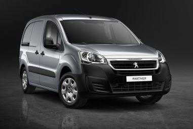 Стали известны цены фургонов Peugeot Partner российского производства