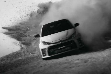 Заводская Toyota Yaris GR показала серьезное время на Нюрбургринге (ВИДЕО)
