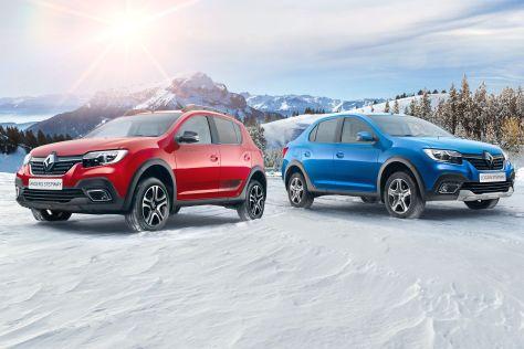 Renault начала принимать заказы на Logan и Sandero нового модельного года