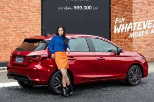 Honda выпустила компактный хэтчбек для небогатых стран