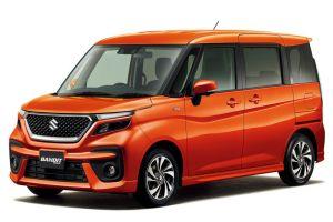 В новом поколении Suzuki Solio «вытянулся» на восемь сантиметров