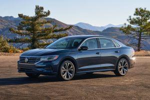 Volkswagen уберет из своей гаммы североамериканский Passat (слишком устарел)