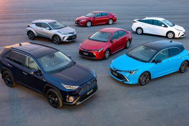 Ковид нипочем: Toyota продолжает наращивать свои продажи в мире
