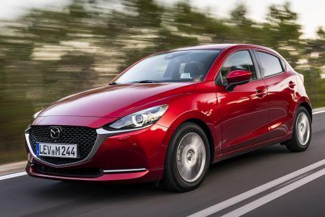 Mazda представит свою версию новой Toyota Yaris в 2023 году