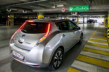 Еще в трех регионах России для электромобилей отменили транспортный налог