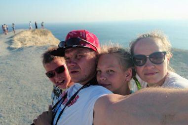 Автопутешествие из города на Енисее Красноярска до города детства Анапы