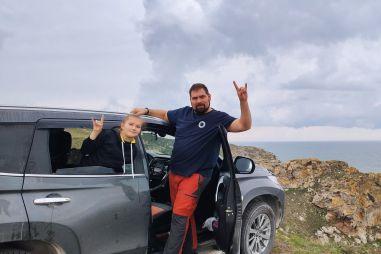 Крым 2020 — неделя уходящей осени, или Дорога «туда, не знаю куда»