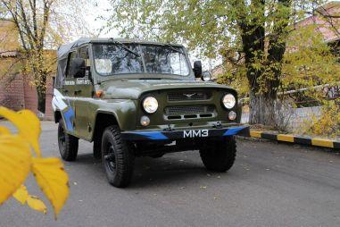 Дизель ММЗ для УАЗа: немножечко трактор