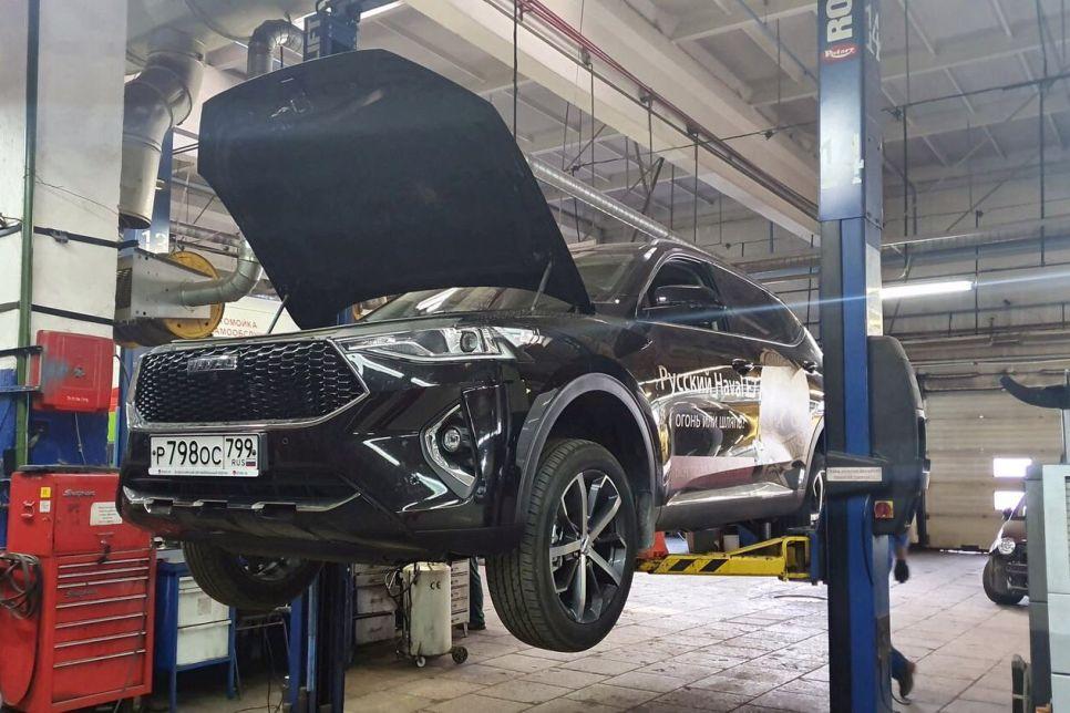 Автомобиль в Якутске — слетаем с гарантии. Почему?