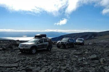 Экспедиция «ПерекатиКольский». 1250 км, четыре веселых экипажа, Природа, Горы, Реки, Лес, Море