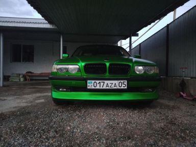 BMW 7-Series 1999 отзыв автора | Дата публикации 02.04.2019.