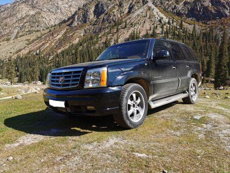 Cadillac Escalade 2004 - отзыв владельца