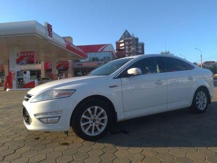 Ford Mondeo 2014 - отзыв владельца