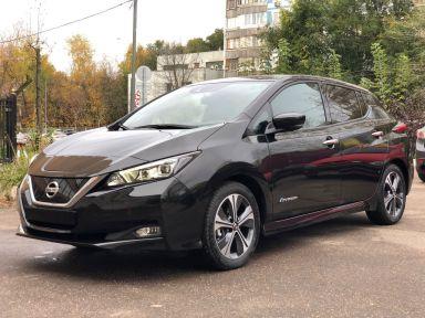 Nissan Leaf 2018 отзыв автора | Дата публикации 02.11.2020.